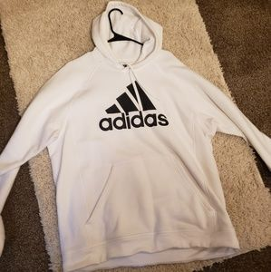 Mens adidas hoodie only worn once